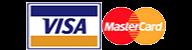 master card and visa card