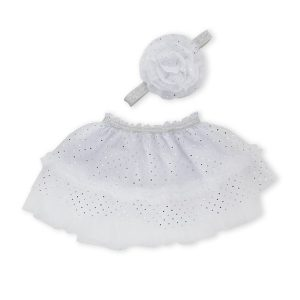 First steps -Two Piece Headwrap & Tutu Set