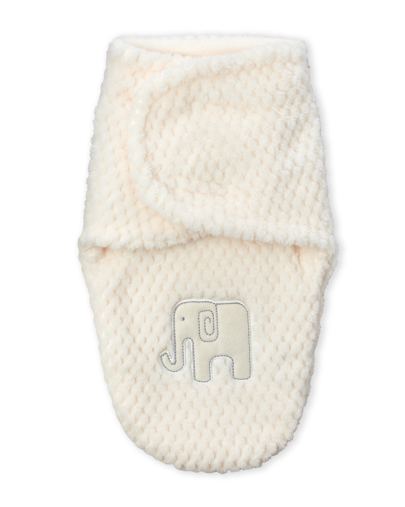 MY BABY BOUTIQUE Animal Swaddle Blanket