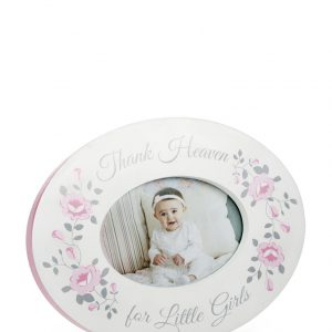 "TRI-COASTAL 3"" x 2"" Thank Heaven for Little Girls Frame"