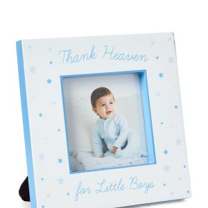 "TRI-COASTAL 2"" x 2"" Thank Heaven for Little Boys Frame"
