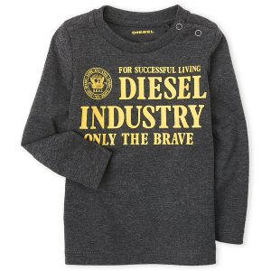 DIESEL (Infant Boys) Only The Brave Tee