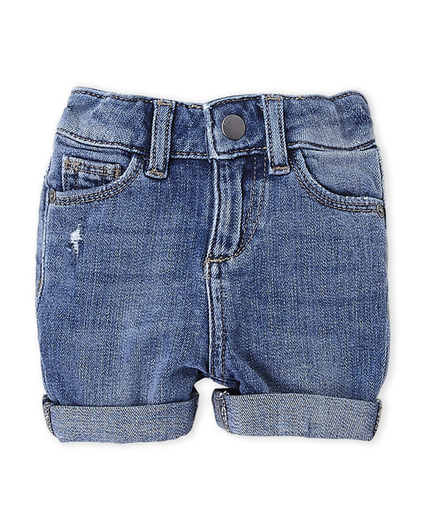 DL1961 (Infant Girls) Kaley Denim Shorts