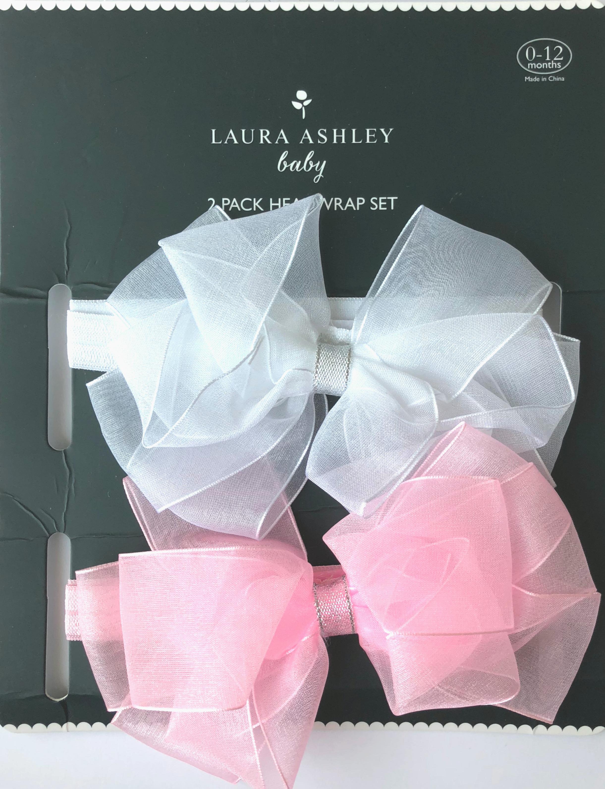 Laura Ashley headbandsset