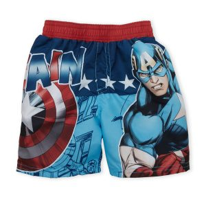 MARVEL (Infant Boys) Captain America Board Shorts