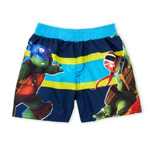 NICKELODEON (Infant Boys) Ninja Turtles Swim Trunks