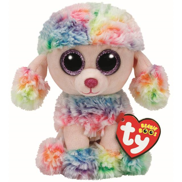 TY Rainbow Beanie boo