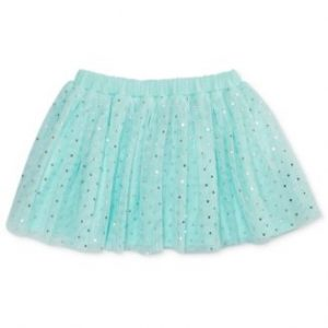 Printed Tutu Skirt, Baby Girls