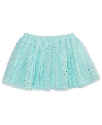 Printed Tutu Skirt, Baby Girls