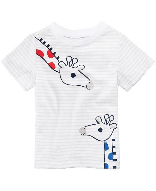 Graphic-Print T-Cotton Shirt