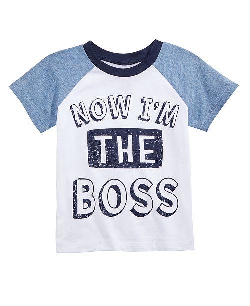 Graphic-Print Cotton T-Shirt