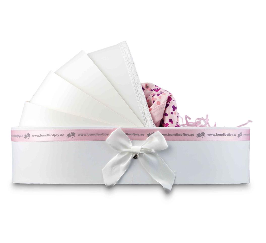 Basket Pink 2