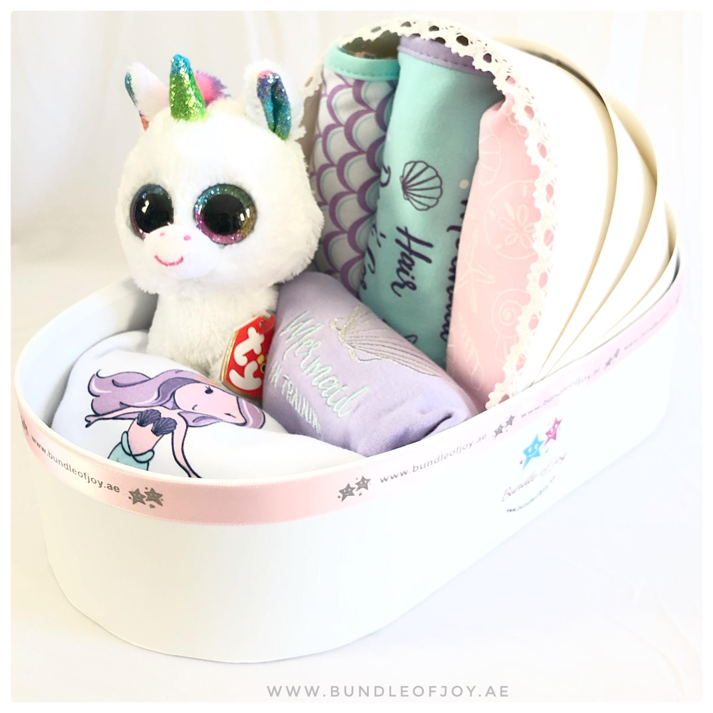 newborn basket