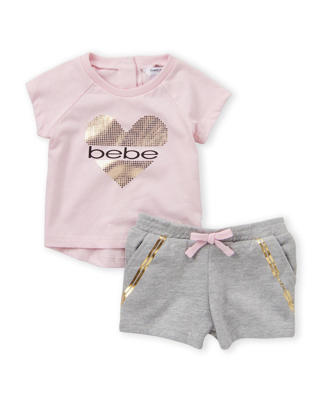 tee&shorts