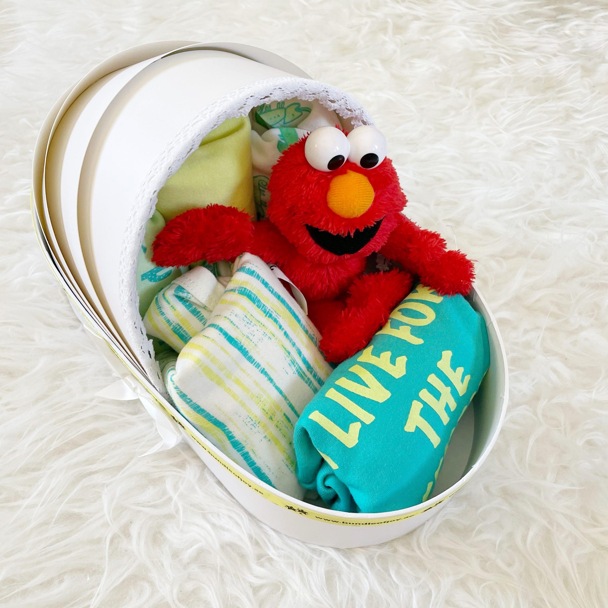 Elmo basket