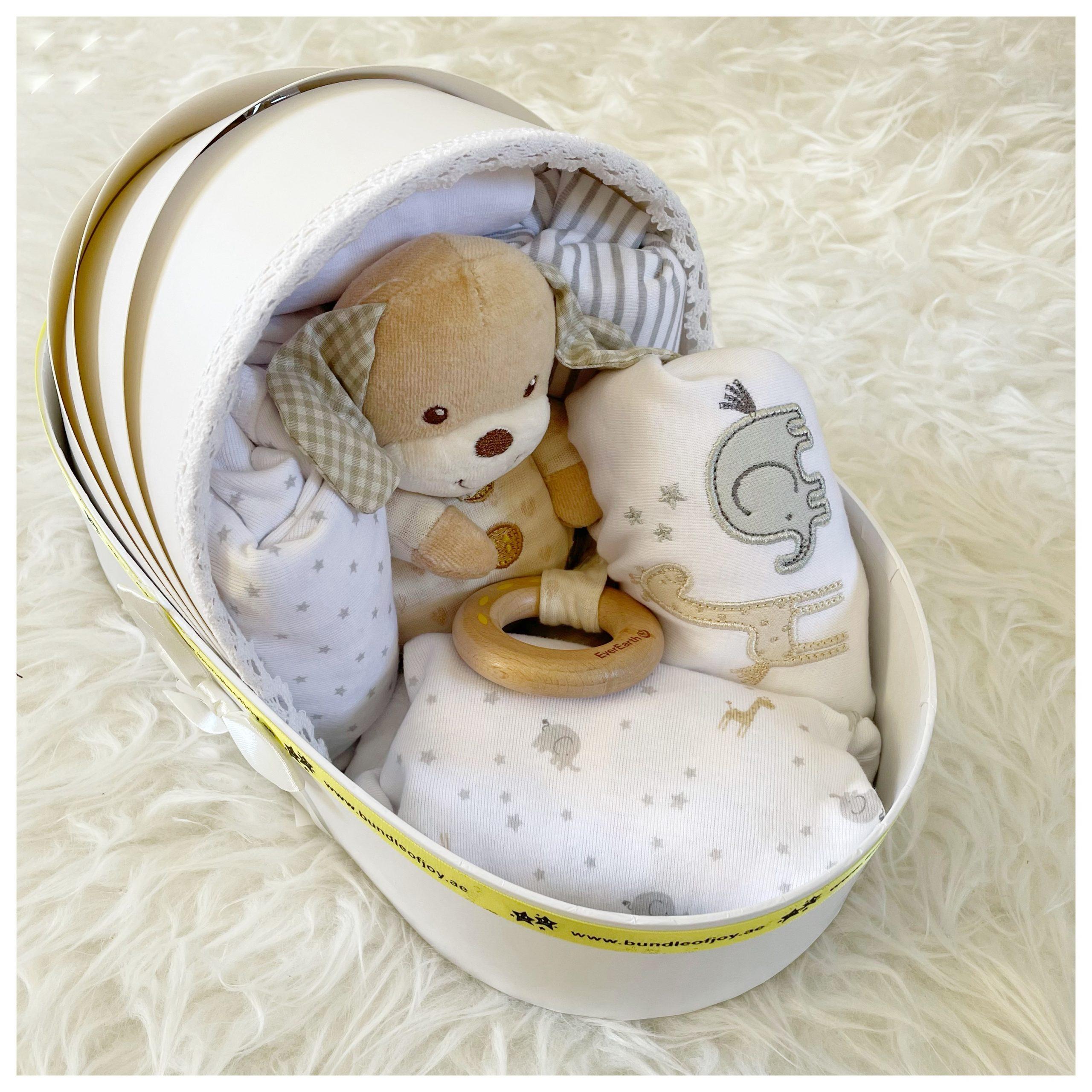 cuddle basket